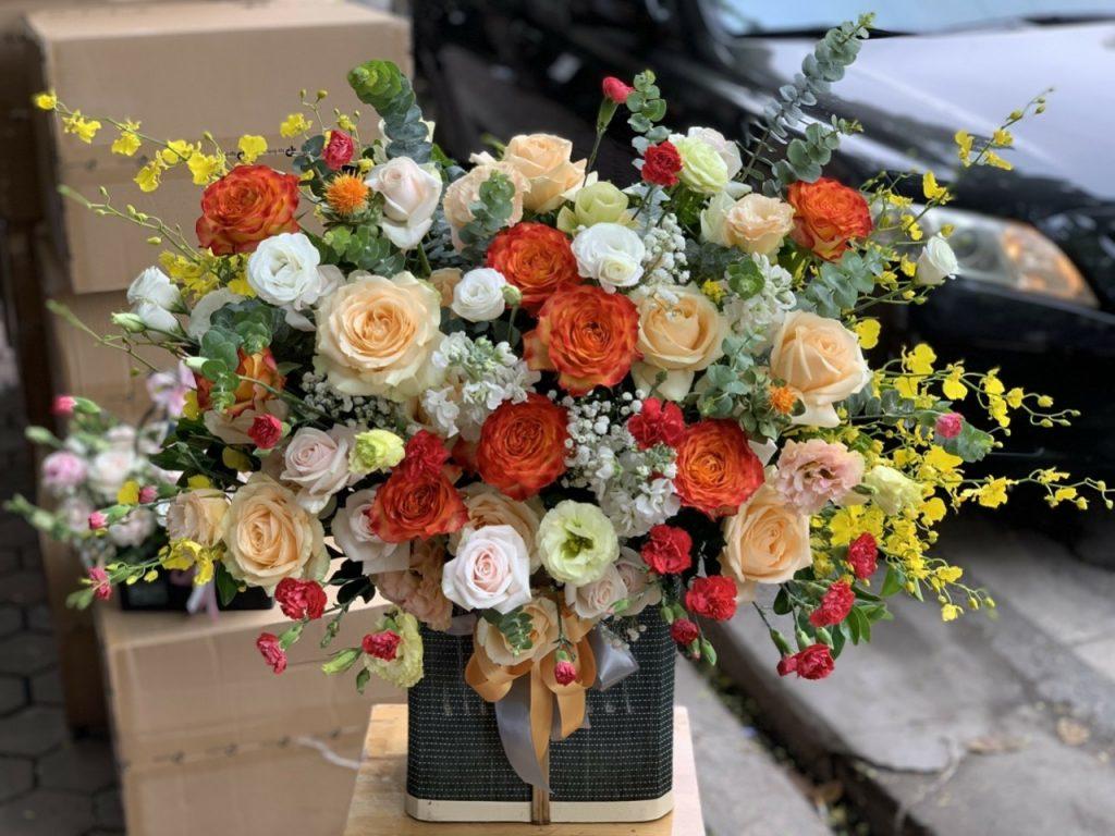 Cửa hàng hoa tươi Pleiku