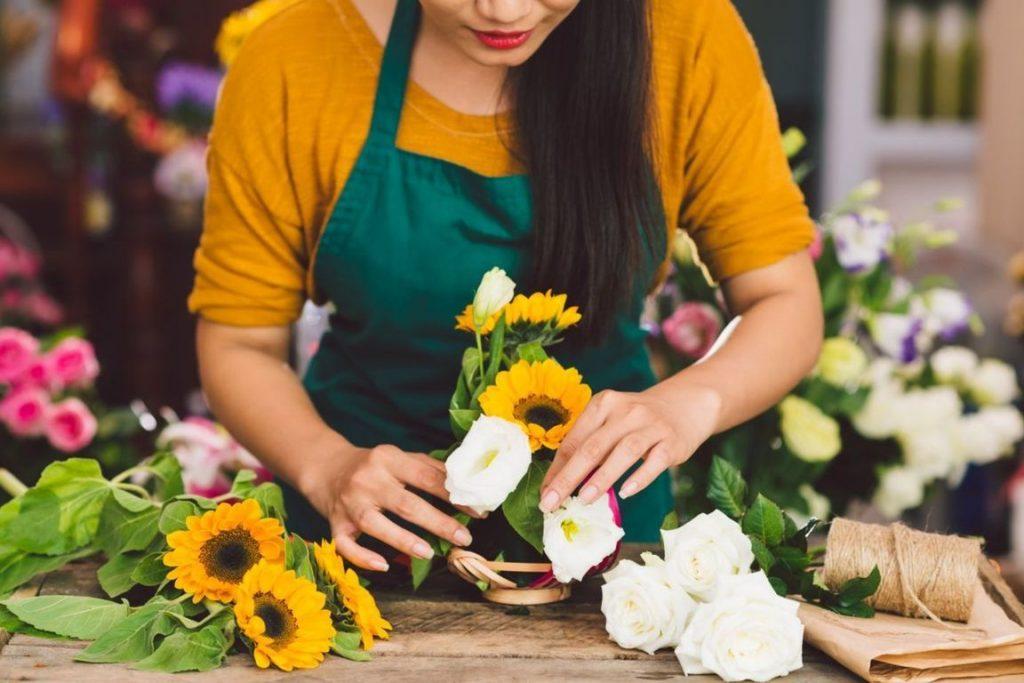 Cửa hàng hoa tươi Gia Lai uy tín giá rẻ