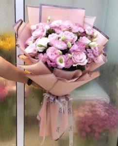 Shop hoa tươi Phạm Văn Đồng, hoa tươi rẻ đẹp, điện hoa thành phố Pleiku.