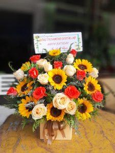 Dịch vụ điện hoa Gia Lai, shop hoa tươi đẹp Gia Lai, hoa tươi.