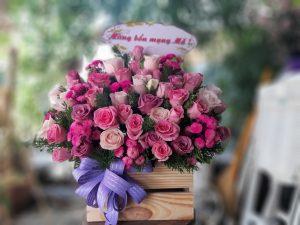 Shop hoa tươi Hùng Vương, cửa hàng hoa tươi, điện hoa Hùng Vương.