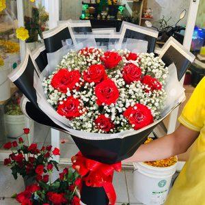 Shop hoa tươi Pleiku Gia Lai, điện hoa online, hoa tươi đẹp.