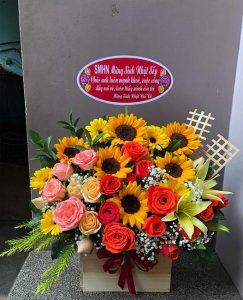Shop hoa tươi huyện Chư Pah, điện hoa Chư Pah uy tín, shop hoa.