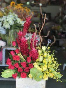 Shop hoa tươi Mang Yang, điện hoa huyện Mang yang, hoa tươi.